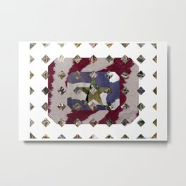 Flannel 03 Metal Print