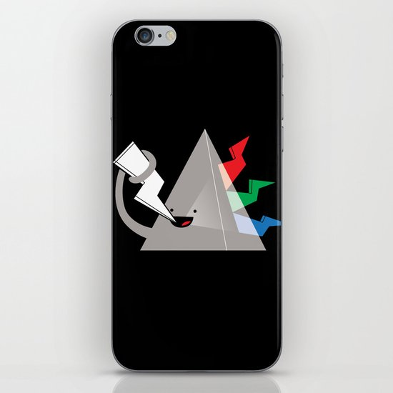 Dark Side of the Noms iPhone & iPod Skin