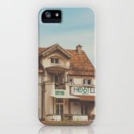 Hostel iPhone Case
