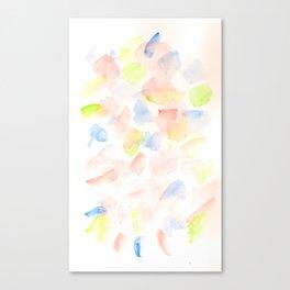 150725 My Happy Bubbles 1 Canvas Print