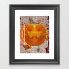 Fruit or Vegetable Framed Art Print