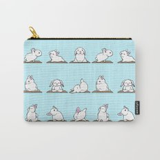 Bunnies Yoga Carry-All Pouch