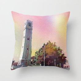 Raleigh Nc Throw Pillows For Any Room Or Decor Style Society6