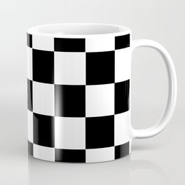 Checkerboard Coffee Mug