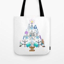 Oh Chemistry, Oh Chemist Tree Tote Bag