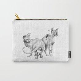 Spynx Cat Carry-All Pouch