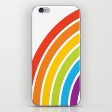 A Rainbow World iPhone & iPod Skin