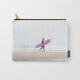 surfing beach vibes Carry-All Pouch