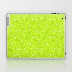 Picnic Pals floral in citrus Laptop & iPad Skin
