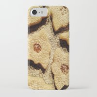 cookies iPhone & iPod Cases featuring Cookies by Samantha