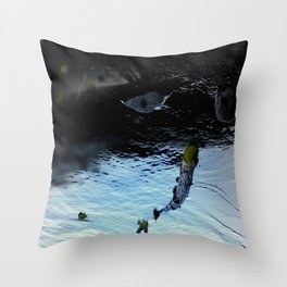 Said to have shape-shifting powers and is often in the form of either a car or an animal. Throw Pillow