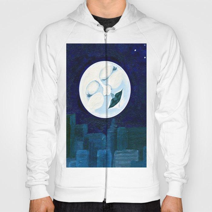Slumbering Moon Hoody