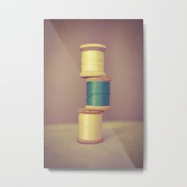 Crafty Tower Metal Print