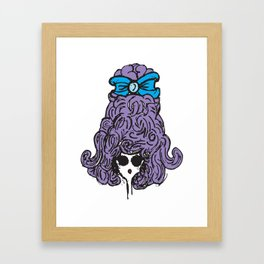 Bow Peep Framed Art Print