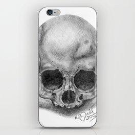 Shadow Skull iPhone Skin