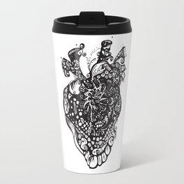 My Bleeding Heart Travel Mug