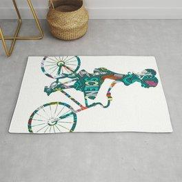 Cycling 42 Rug