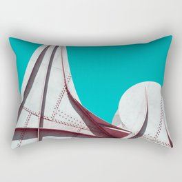 Surreal Montreal 4 Rectangular Pillow