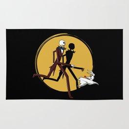 Jack and zero Rug