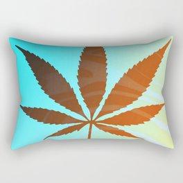 GreenRush - PopLeaf Rectangular Pillow