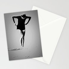 Woman Emerging (a) Stationery Cards