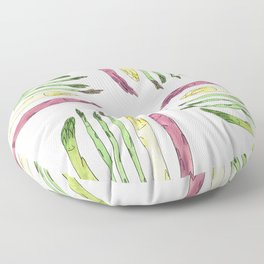 Asparaguys Floor Pillow