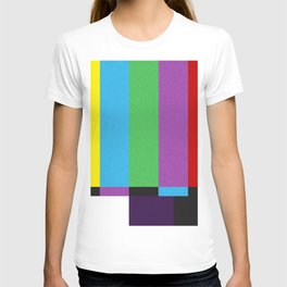 tv color bar T-shirt