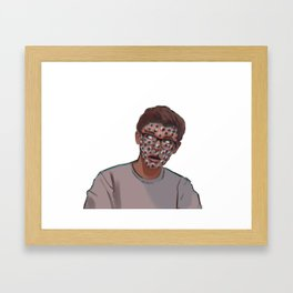 eyedubbz Framed Art Print
