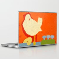 arnold Laptop & iPad Skins featuring 1969- a tribute to  Arnold Skolnick by mystudio69