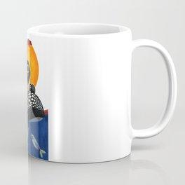 Baby Loon Coffee Mug