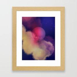 rutilant Framed Art Print