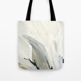 One Step Forward Tote Bag