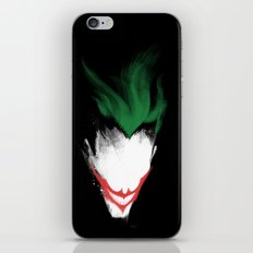 The Dark Joker iPhone Skin
