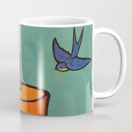 Robot - You Mke Me Float! Coffee Mug