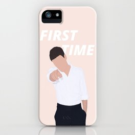 Liam Payne - First Time iPhone Case