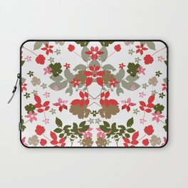red leaves Laptop Sleeve