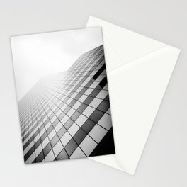 Grid Towards the Sky. Stationery Cards