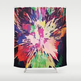 CamoPop Shower Curtain