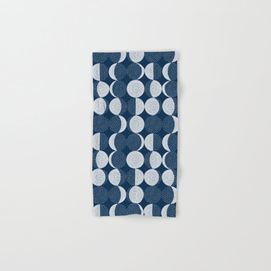 Moon Phases Hand & Bath Towel