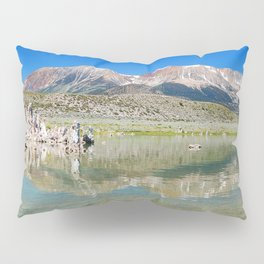 Mono Lake in California Pillow Sham
