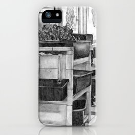 A LOCAL MEMORY iPhone Case