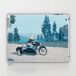 The Blue Lake Laptop & iPad Skin