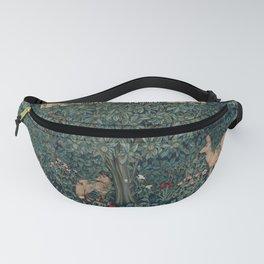 William Morris Greenery Tapestry Fanny Pack
