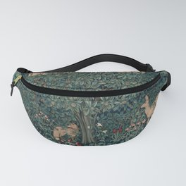 William Morris Greenery Tapestry Fanny Pack