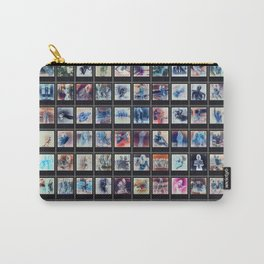 128 Sexy Polaroids in Negative Carry-All Pouch