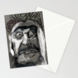 the executioner Stationery Cards