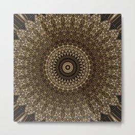 Bronze Beaut Metal Print