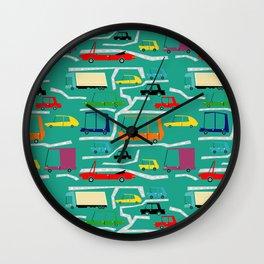 la traffic Wall Clock