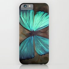 Vintage Butterfly Slim Case iPhone 6s