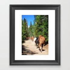 Set Free Framed Art Print